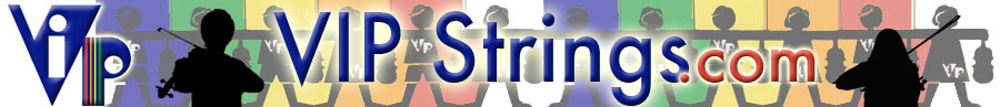 VIPStrings.com - String Music for Studio and School Music Teachers